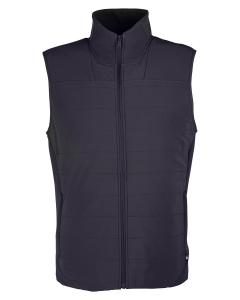 Black Men's Transit Vest