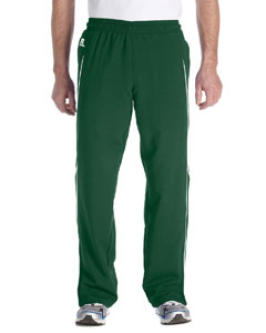 Dark Green/white Team Prestige Pant