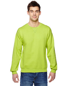 Citrus Green 7.2 oz. Sofspun™ Crewneck Sweatshirt