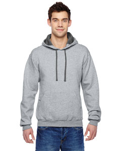 Athletic Heather 7.2 oz. Sofspun™ Hooded Sweatshirt