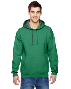 Clover 7.2 oz. Sofspun™ Hooded Sweatshirt