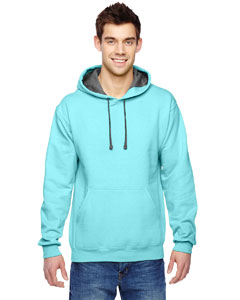 Scuba Blue 7.2 oz. Sofspun™ Hooded Sweatshirt
