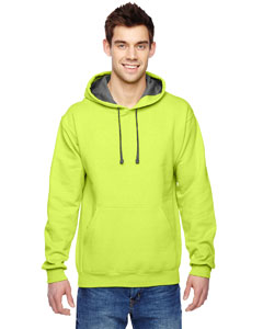 Citrus Green 7.2 oz. Sofspun™ Hooded Sweatshirt