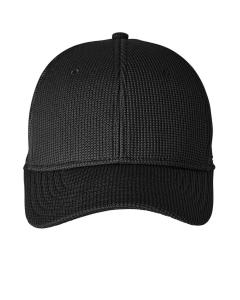 Black Adult Constant Sweater Trucker Cap