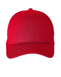 Red Adult Constant Sweater Trucker Cap