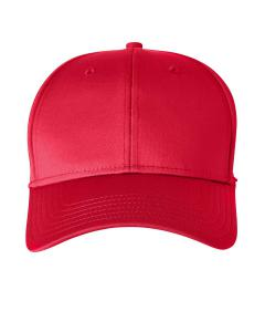Red Adult Frostbit Cap