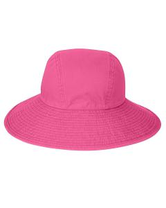 Hot Pink Ladies Sea Breeze Floppy Hat
