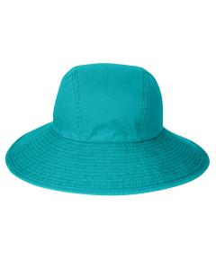 Caribbean Blue Ladies Sea Breeze Floppy Hat