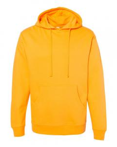 Gold Unisex Midweight Hooded Sweatshirt