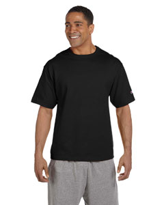 Black 7 oz. Cotton Heritage Jersey T-Shirt