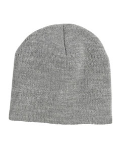Grey Knit Cap