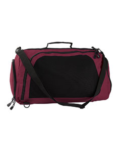 Sport Maroon Convertible Sport Backpack