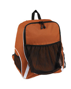 Sport Bnrt Ornge Equipment Backpack