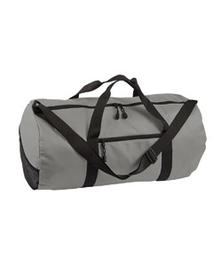Sport Silver Primary Duffel