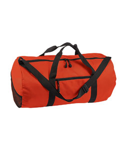 Sport Orange Primary Duffel