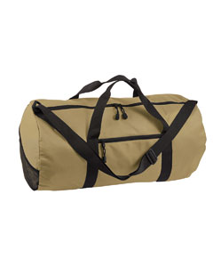 Sport Vegas Gold Primary Duffel