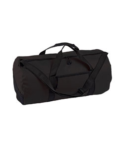 Black Primary Duffel