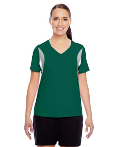 Sport Forest Ladies' Short-Sleeve V-Neck All Sport Jersey