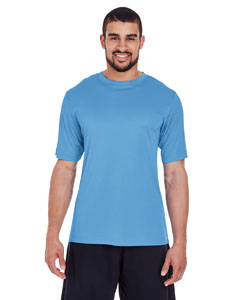 Sport Light Blue Men's Zone Performance Tee