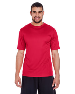 Sport Red Men's Zone Performance T-Shirt