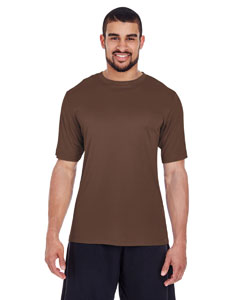 Sport Dark Brown Men's Zone Performance Tee