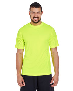 Safety Yellow Men's Zone Performance T-Shirt