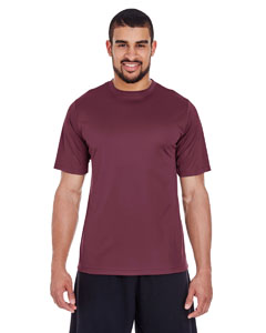 Sport Drk Maroon Men's Zone Performance Tee