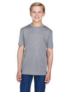 Athletic Heather Youth Sonic Heather Performance T-Shirt