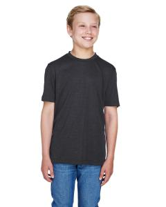 Black Heather Youth Sonic Heather Performance T-Shirt