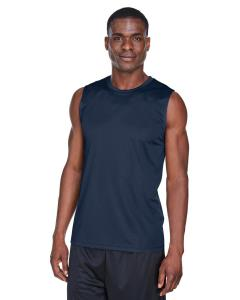 Sport Dark Navy Men's Zone Performance Muscle T-Shirt
