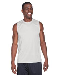 Sport Silver Men's Zone Performance Muscle T-Shirt
