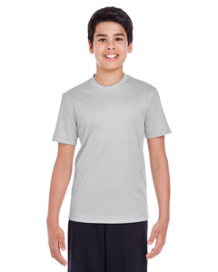 Sport Silver Youth Zone Performance Tee