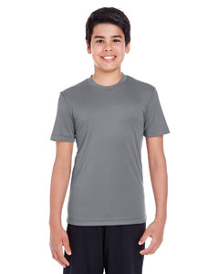Sport Graphite Youth Zone Performance Tee