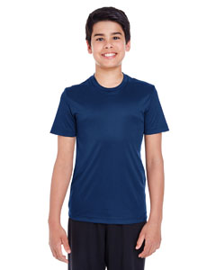 Sport Dark Navy Youth Zone Performance Tee