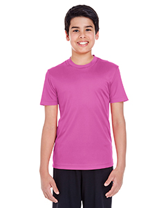 Sp Charity Pink Youth Zone Performance Tee