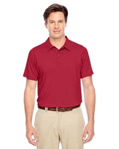 Sp Scarlet Red Men's Charger Performance Polo
