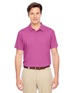 Sport Chrty Pink Men's Charger Performance Polo