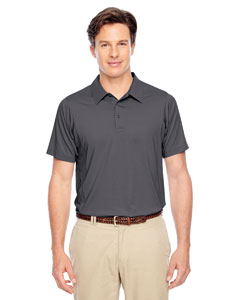 Sport Graphite Men's Charger Performance Polo