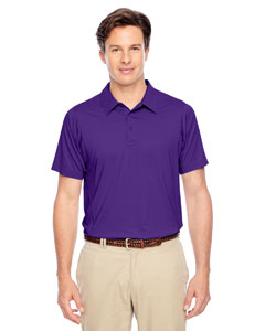 Sport Purple Men's Charger Performance Polo