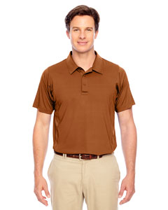 Sport Bnrt Ornge Men's Charger Performance Polo