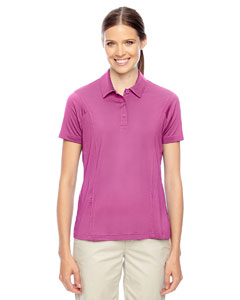 Sport Chrty Pink Ladies' Charger Performance Polo