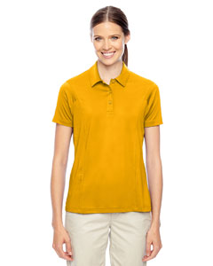 Sport Ath Gold Ladies' Charger Performance Polo