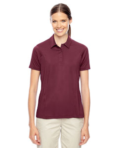 Sport Maroon Ladies' Charger Performance Polo