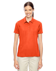 Sport Orange Ladies' Charger Performance Polo