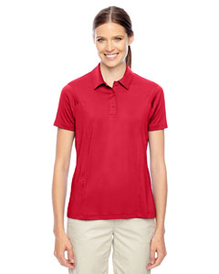 Sport Red Ladies' Charger Performance Polo
