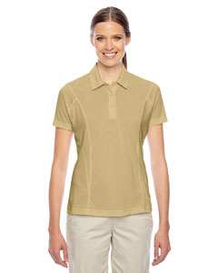 Sport Vegas Gold Ladies' Charger Performance Polo