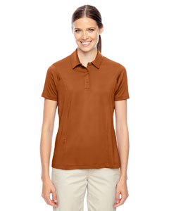 Sport Bnrt Ornge Ladies' Charger Performance Polo
