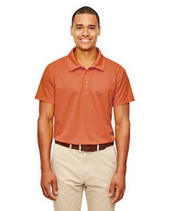 Sprt Burnt Ornge Men's Command Snag-Protection Polo