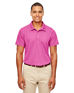 Sprt Chrity Pink Men's Command Snag-Protection Polo