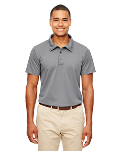 Sport Graphite Men's Command Snag-Protection Polo